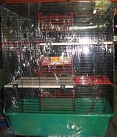 СТ Шиншила-80 клетка заводчиков 3 уровня краска 80х45х107см