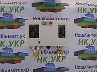 Реле давления сдвоенное HLP 830e, кнопка (не автоматическое) для холодильных установок и агрегатов