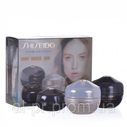Набор кремов Shiseido Future Solution Lx 3 в 1 Day-Night-Eye - Альянс Товары в Киеве