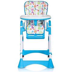 Стульчик для кормления Euro Cart Baila Ocean Blue