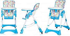 Стульчик для кормления Euro Cart Baila Ocean Blue, фото 2