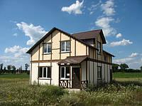 Дом в Тарасовке (8 км от Киева), 122 кв.м