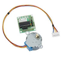 Тест модуль (драйвер) ULN2003 для 28BYJ-48