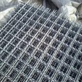 Сетка канилированная (рифленная) из проволоки ОК, d 3.6 мм, 40х40