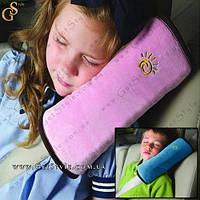 Подушка-накладка на ремень безопасности - 1 шт.