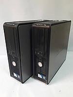 Компьютер Dell OptiPlex 780 (SFF), Intel Core2Quad 2.4GHz, RAM 4ГБ, HDD 250ГБ