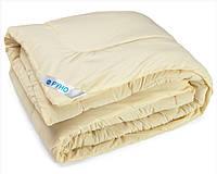 Одеяло шерстяное Руно Комфорт плюс евро полуторное 155x210 см