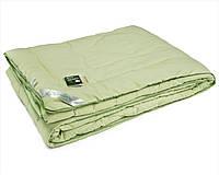 Одеяло бамбуковое Руно двуспальное салатовое 172x205 см