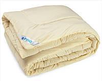 Одеяло силиконовое Руно полуторное 140x205 см микрофибра фигурная стежка