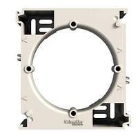Рамка SCHNEIDER ASFORA EPH6100123 коробка для наружного монтажа, кремовая