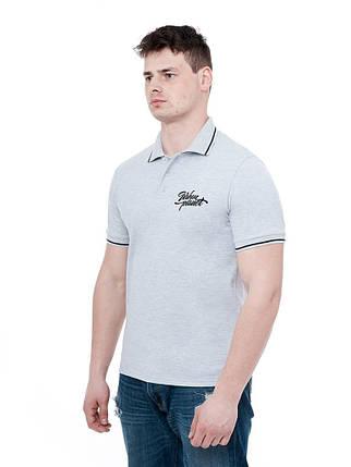 814aaa278d41 Серая поло UP, стильная одежда: продажа, цена в Днепре. футболки и ...