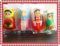 Детские   шоколадные конфеты Слатушонина  фабрика Атаг