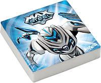 Ластик квадратный Max Steel 25257 MX14-101K