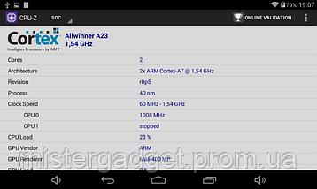 """Планшет Samsung Q88 2-ядра 7"""" Allwinner-А23 копия, фото 3"""