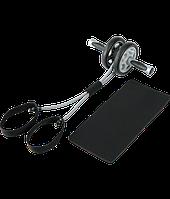 Колесо (ролик) для пресса двойное с эспандером PS FI-700TR