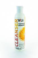 Nila Cleanser, средство для снятия липкого слоя  Апельсин, 250 мл.