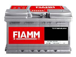 Аккумулятор FIAMM Titanium Pro 60Ah-12v (242x175x190) левый +