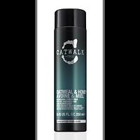 Кондиционер питательный для сухих и поврежденных волос Tigi Catwalk Oatmeal & Honey Conditioner 250мл