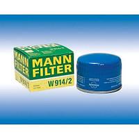 Масляный фильтр ВАЗ 2170 - 2172 MANN W914/2 (2108-1012005)