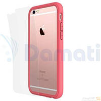 Чехол-бампер для телефона EVOLUTIVE LABS Rhino Shield Crashguard iPhone 6/6S coral pink (EVCGIP6CP)