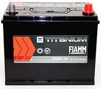 Аккумулятор FIAMM Black Titanium 38Ah-12v (187x127x220) левый +