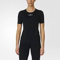 Футболка женская adidas by Stella McCartney Run Tee AX7283 черная