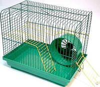 ХОМЯК 2 клетка для грызунов 330x230x270