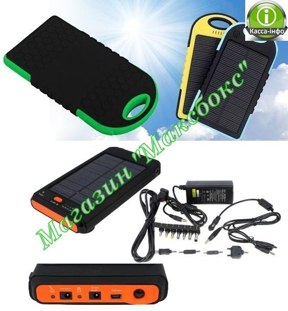 Зарядка от солнца для смартфона, планшета и ноутбука
