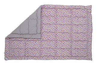 Одеяло Руно серия КАНТРИ двуспальное евро силикон 200x220 см 200 г/м2 (322.52Кантри), фото 2