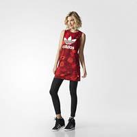 Платье-майка Adidas Originals Trefoil AY7958