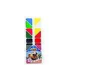Фарби акварельні медові  Africa , 18 кольорів, без пензлика, пластикE60114
