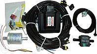 Комплект 4ц. STAG- 4 GoFast, ред. Alaska 140 л.с. (до 100 кВт), форс. Hana SINGLE l2001  тип  В, ф. 11/11