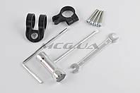 Набор инструментов для мотокосы   (ключи + крепления руля)