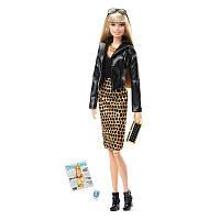 Barbie Коллекционная кукла серии Взгляд Барби Городские джунгли The Barbie Look Urban Jungle DGY11