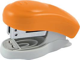 Степлер Welle-2 пласт., №24/6, 10 арк., помаранчов 158774811-12-А