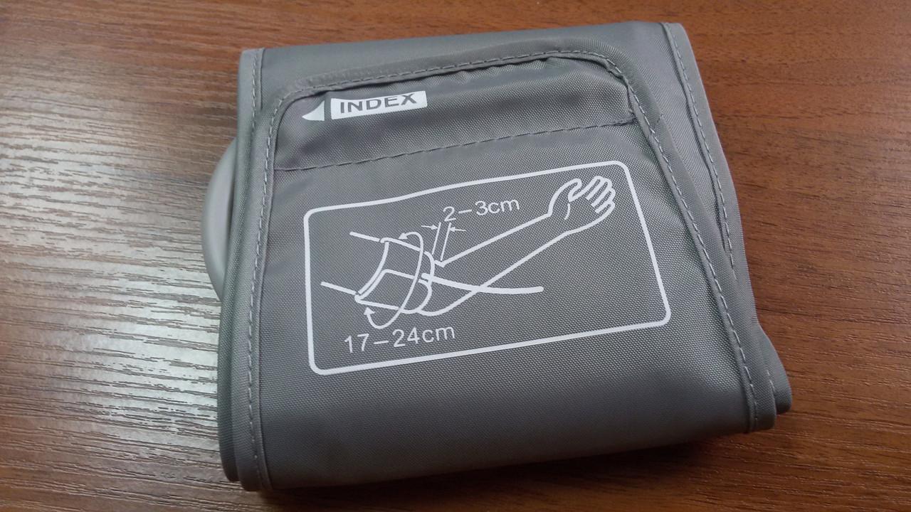 Манжета для автоматичних та напівавтоматичних тонометрів 17-24см дитяча