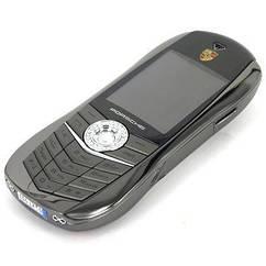 Мобильный телефон в виде машинки Porsche 911 QX-977 Dual Sim Bluetooth FM