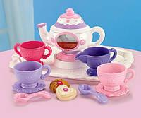 """Чайный набор """"Волшебное чаепитие"""" на 2 персоны Fisher-Price, фото 1"""