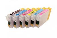 Перезаправляемые картриджи Epson RX690