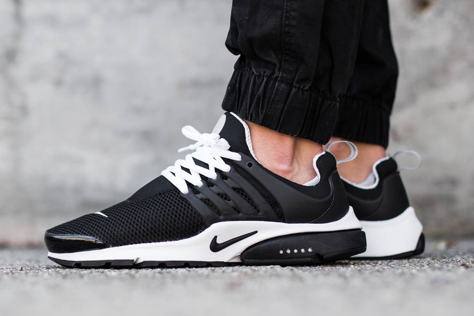 Кроссовки мужские Nike Air Presto BR QS Breathe / ARP-088 (Реплика)