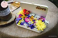 Свадебная шкатулка (купюрница)  заготовка для декупажа и декора