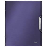 Папка с 12 разделителями Style, титановый синий39960069