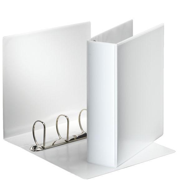 Папка Esselte Panorama для коммерческих предложений корешок 90 мм / механизм 60 мм, белый