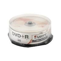 DVD+R 4,7GB/120min 16X, 25 шт, cake 161288110-А