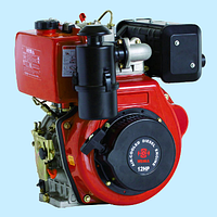 Двигатель дизельный WEIMA WM188FBS съемный цилиндр (12.0 л.с.)