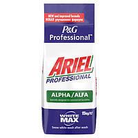 Стиральный порошок Ariel Alpha Professional Вес 15 кг