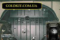 Защита на двигателя (металлическая) на Mitsubishi Pajero Wagon 4