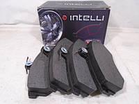 Тормозные колодки передние Фольксваген Пассат Б3 Intelli
