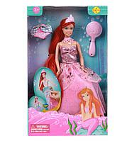 Кукла Барби русалка Barbi Defa 8188