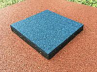 Резиновая плитка для площадок, фото 1